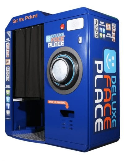 Face Place Deluxe Photo Machine
